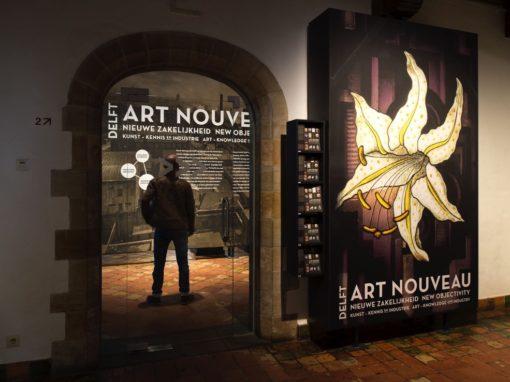 Art Nouveau en Nieuwe Zakelijkheid in Delft. Kunst, kennis en industrie