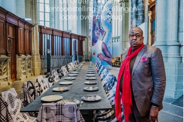 De Grote Suriname-tentoonstelling: 'De rillingen lopen over mijn rug'