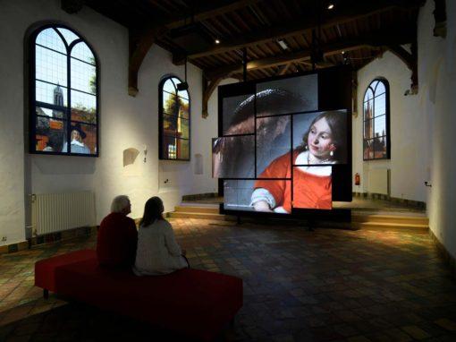 Pieter de Hooch. Uit de schaduw van Vermeer